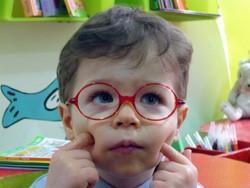 lunette de soleil pour enfant