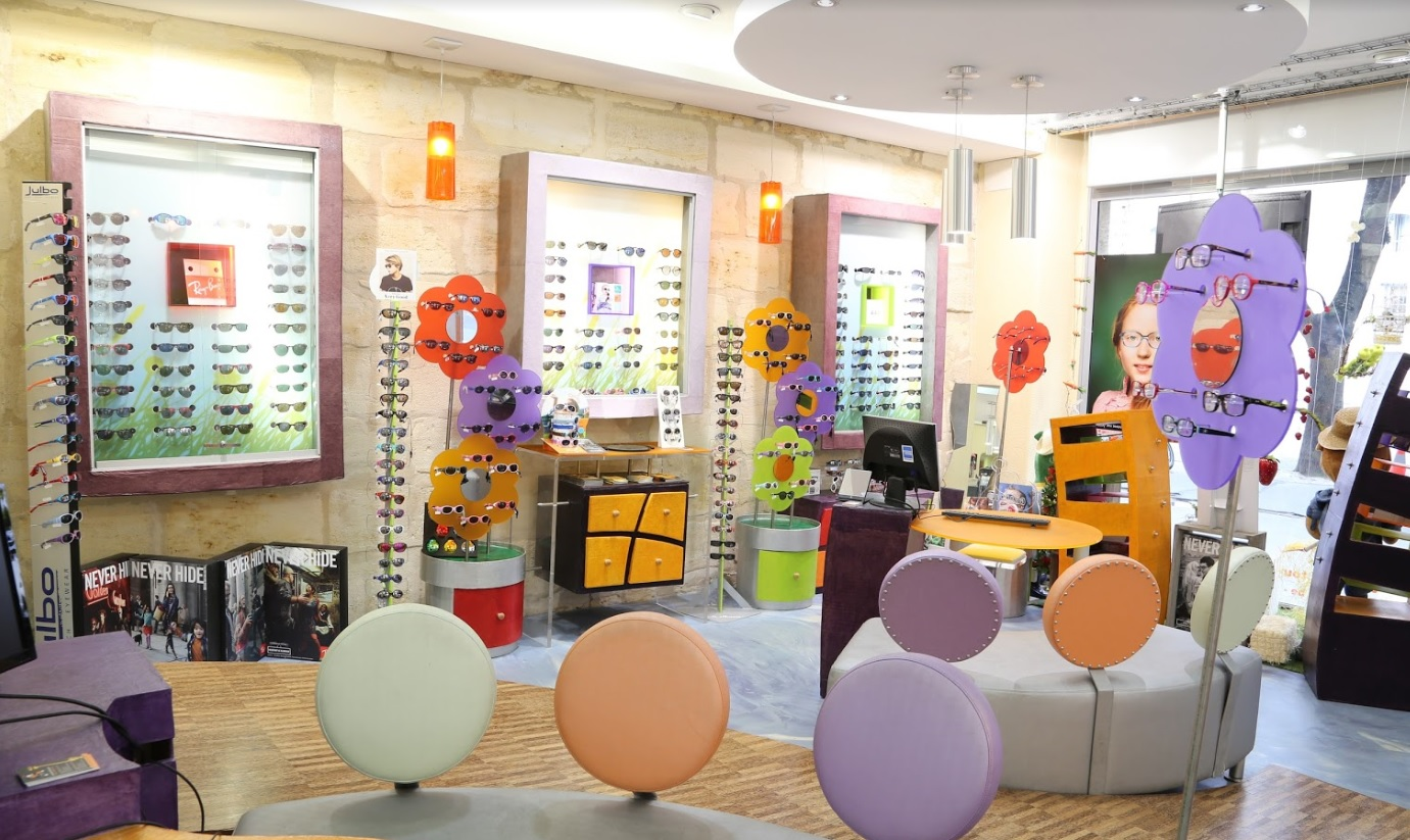magasin opticien bordeaux